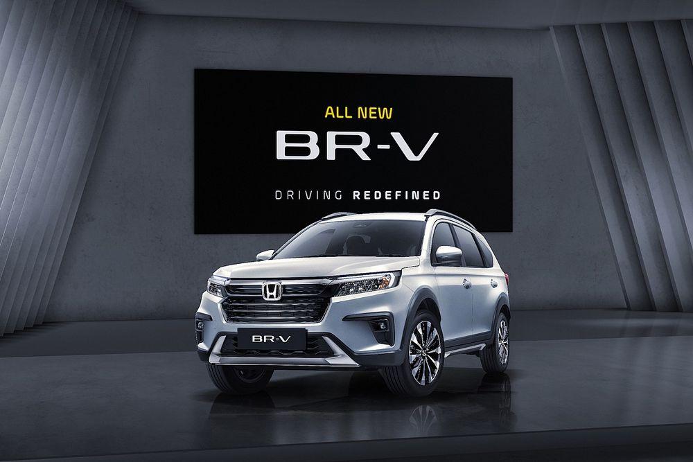 PT HPM Perkenalkan All-New Honda BR-V, Mobil LSUV Canggih