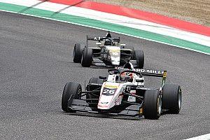 Vidales logra un podio en Mugello; Saucy, campeón de la Fórmula Alpine