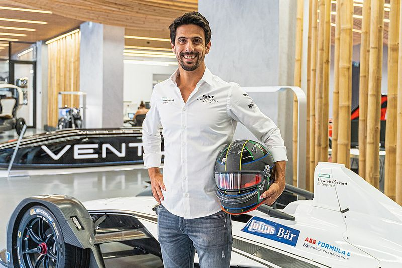 Formula E: di Grassi ficha por Venturi para la temporada 2022
