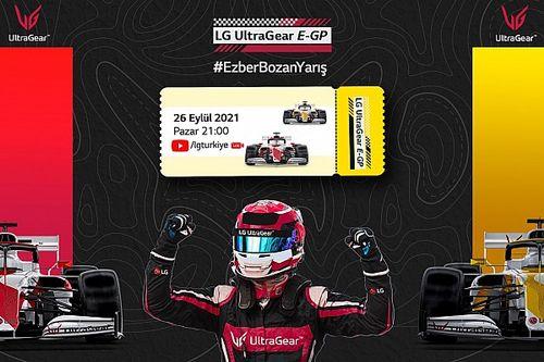 LG UltraGear E-GP 2021 Başlıyor