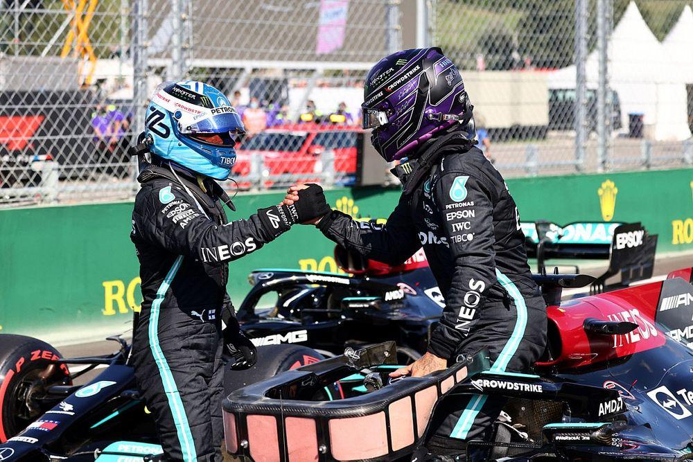 Wolff : Mercedes capitalise encore sur les évolutions de Silverstone