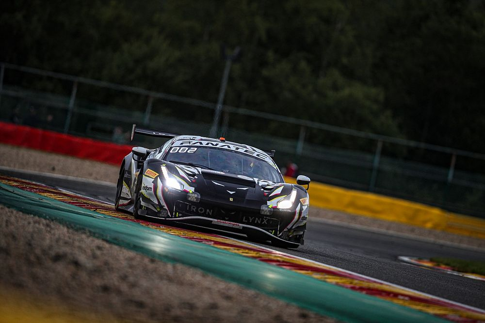 Spa 24 Hours: Iron Lynx Ferrari leads Audi after 18 hours