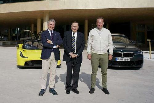 BMW z Dallarą w LMDh