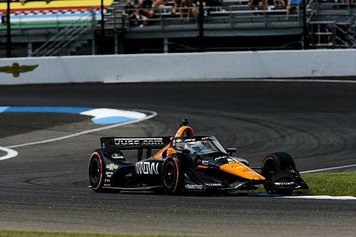 Patricio O'Ward Beruntung Bisa Cetak Poin di GP Indianapolis II