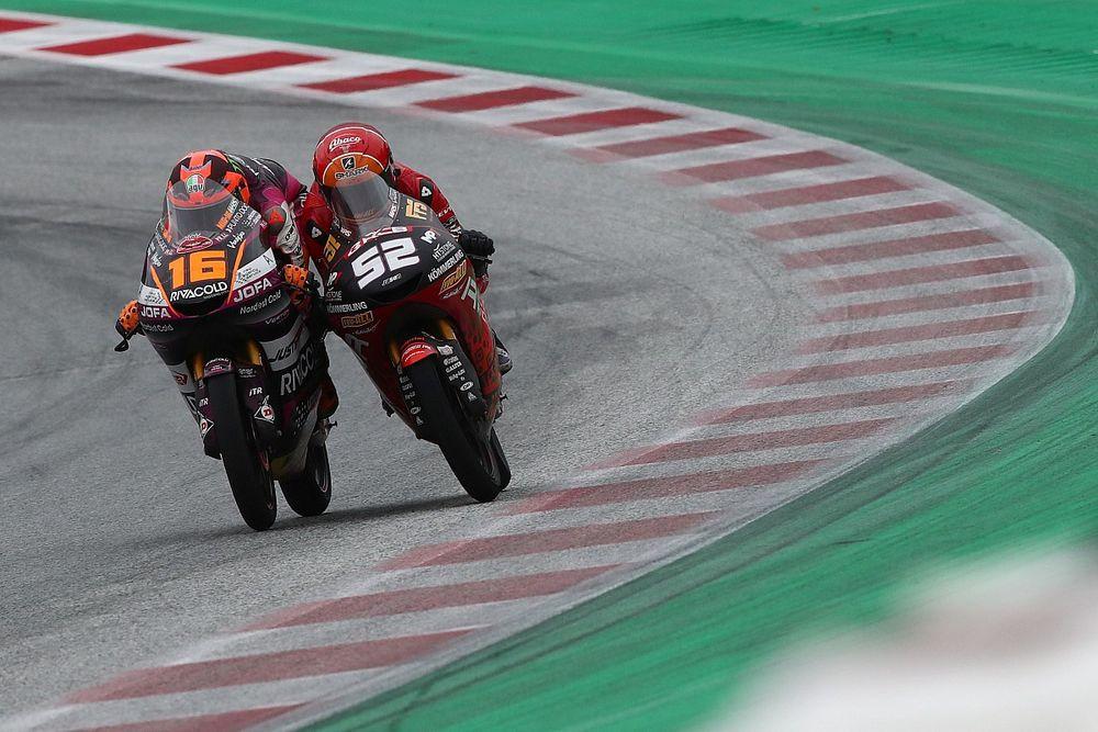 Andrea Migno Jijik dengan Kecelakaan Fatal di Moto3 Amerika