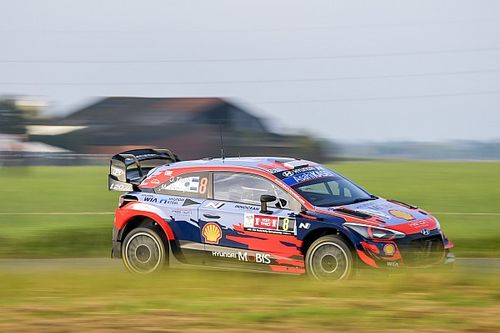 WRC, Rally Ypres, PS6: problemi al motore per Tanak, che resiste