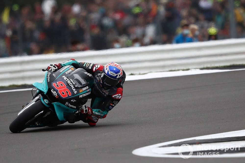Jake Dixon Girang Mampu Finis pada Balapan Debutnya di MotoGP