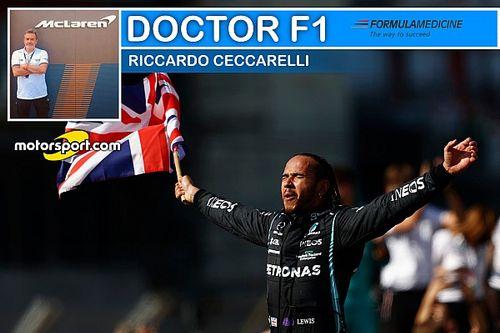 """Ceccarelli: """"Lewis ha esagerato nel festeggiare con Max in ospedale"""""""