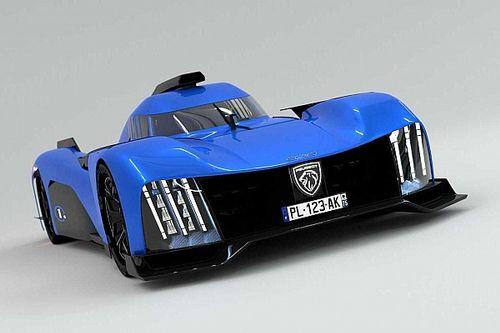 Voici la Peugeot 9X8 homologuée pour la route !