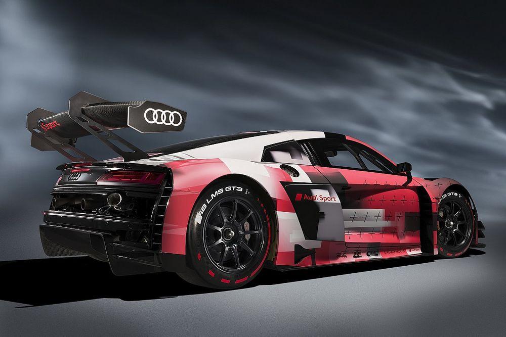 Debiut Audi R8 LMS GT3 Evo II