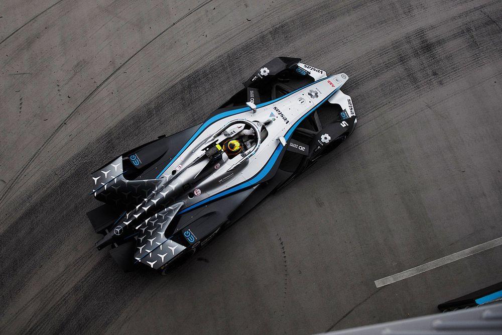 フォーミュラEロンドン・レース2予選:バンドーンPP獲得。前日失格の雪辱……日産ローランド2番手