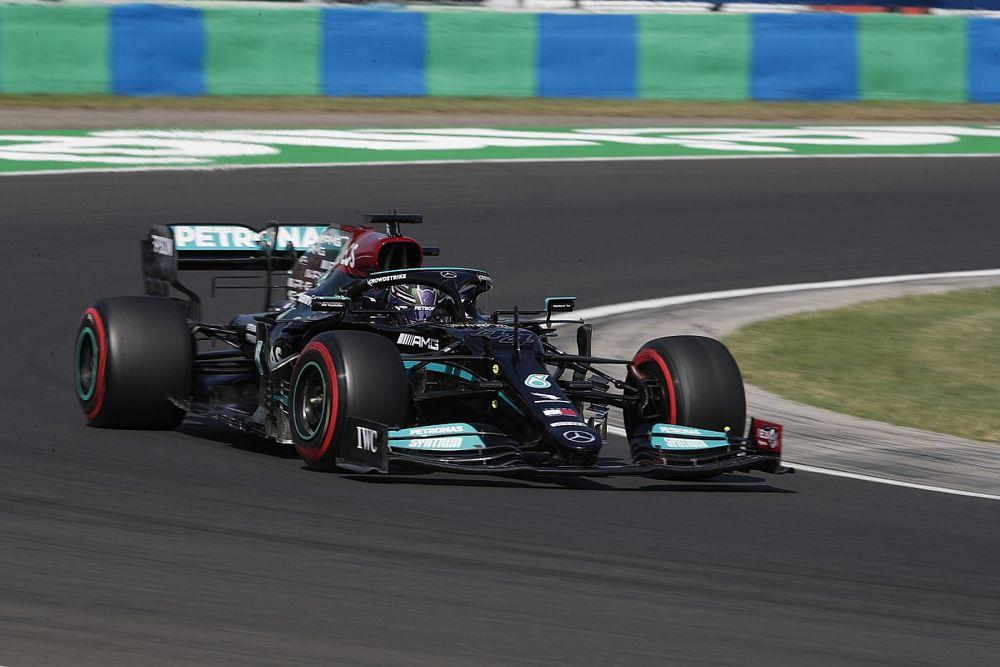 F1: Hamilton critica aderência em Hungaroring, mas elogia sessão de treinos