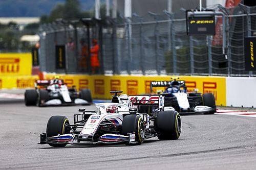 """La FIA explique la """"conduite antisportive"""" de Mazepin à Sotchi"""