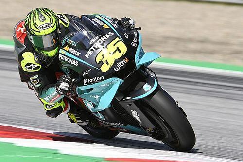 """MotoGP-terugkeer Crutchlow voelde """"vooral heel raar"""""""