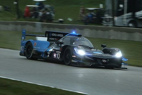 Road America IMSA: Acura's Ricky Taylor fastest in practice