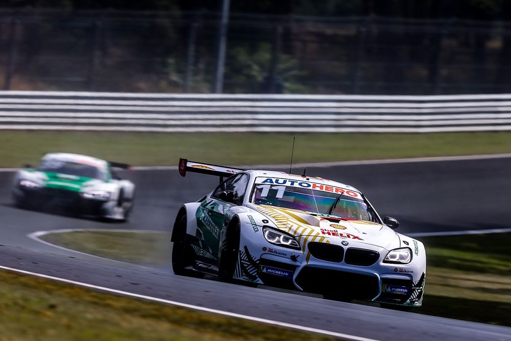 Zolder DTM: Wittmann takes pole for BMW in truncated qualifying