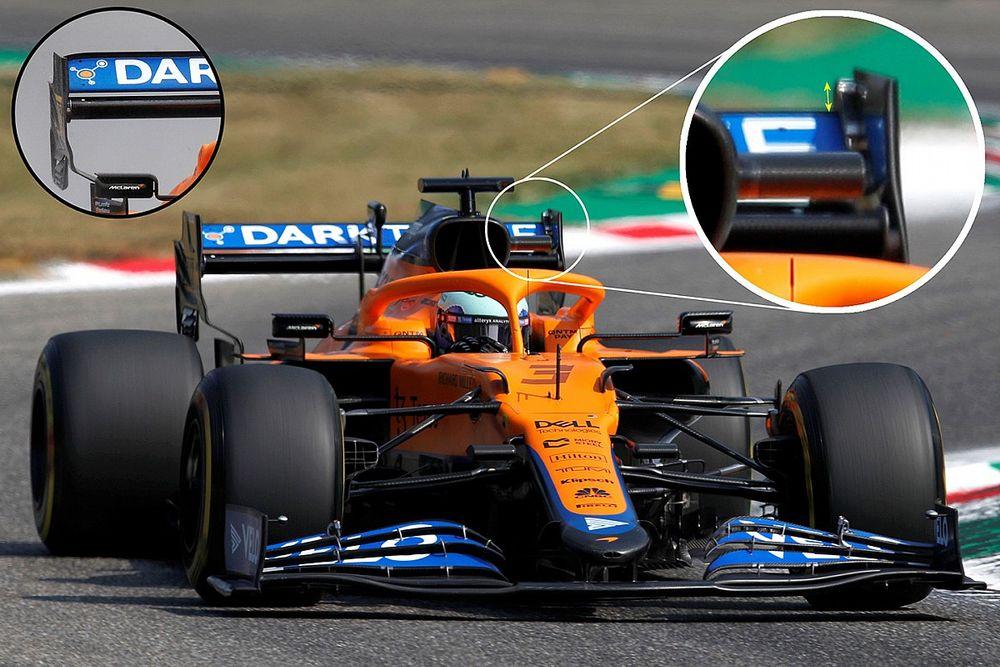 Tech: De afstelling die McLaren naar F1-zege in Monza hielp
