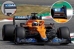 McLaren'ın Monza'da kazanmasına yardımcı olan ayar tercihi