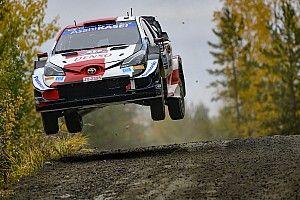 Evans repousse l'échéance en remportant le Rallye de Finlande