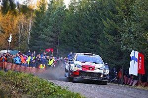 Finland WRC: Rovanpera explains Stage 10 crash