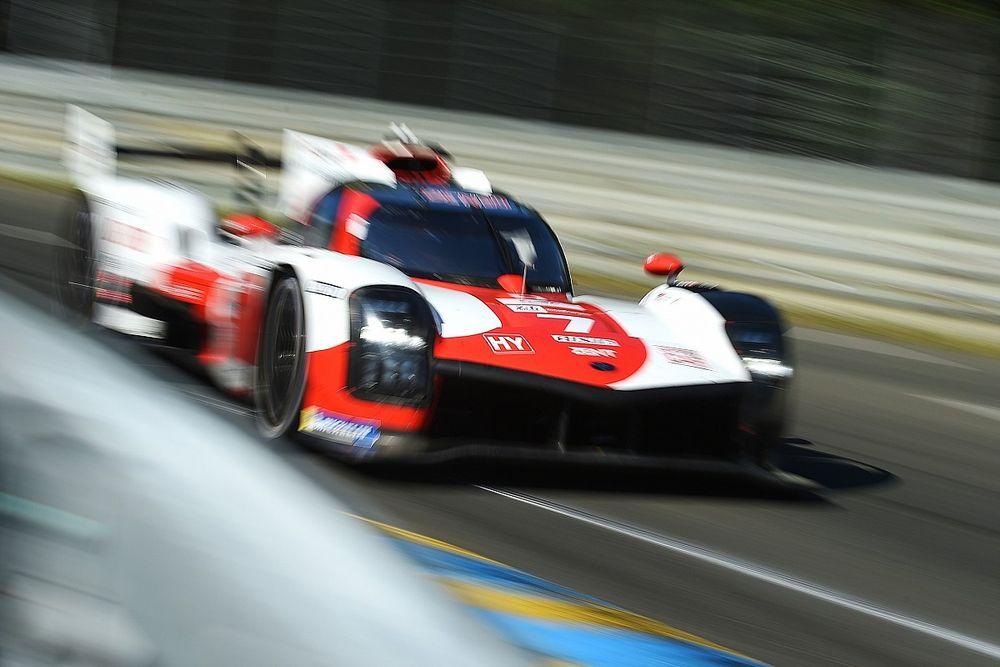 EL1 - Toyota, Alpine et le LMP2 en un dixième !