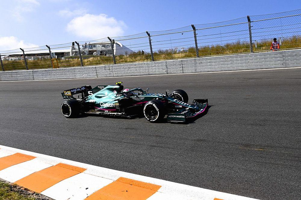 Vettel pleit voor meer kombochten zoals in Zandvoort