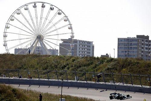 Vettel diz que F1 precisa de mais curvas inclinadas como as de Zandvoort
