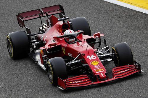 F1: Ferrari troca chassi de Leclerc após batida no TL2
