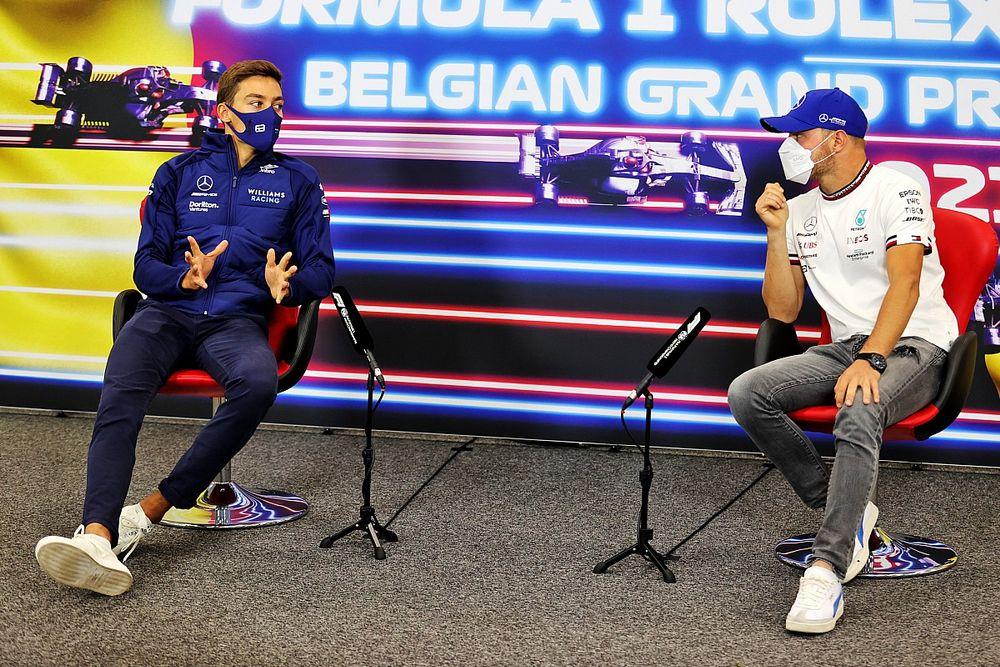 Mercedes assure l'avenir de Bottas et Russell avant toute annonce