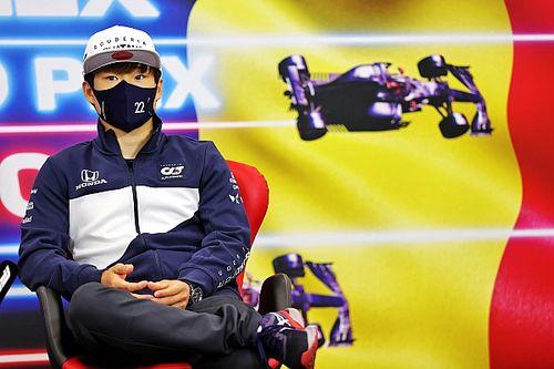 アルファタウリ・ホンダの角田裕毅、F1日本GP開催中止にがっかり「日本のファンの前で走るのを楽しみにしていた」