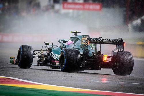 Une visibilité moindre avec les F1 modernes sous la pluie ?
