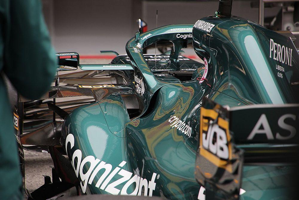 Formel-1-Technik: Detailfotos beim Niederlande-Grand-Prix 2021