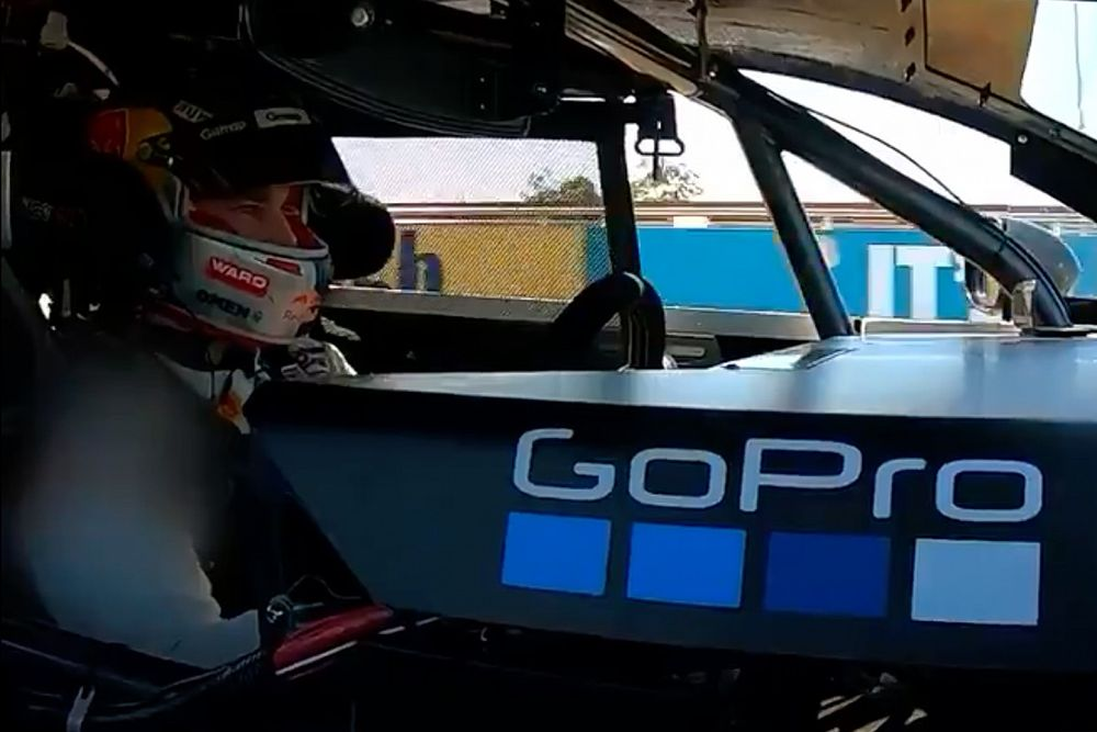 On-board footage of the Supercars Gen3 Chevrolet engine emerges