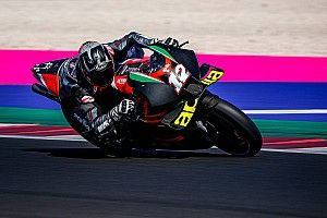 Viñales maakt in GP van Aragon racedebuut met Aprilia