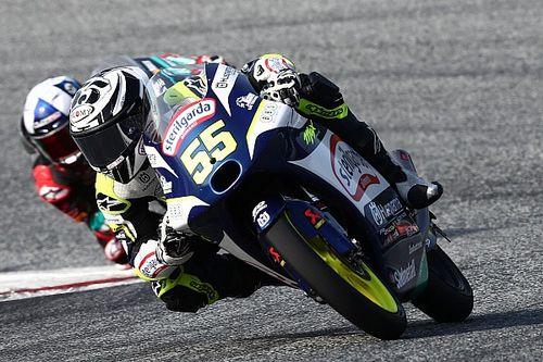 Moto3 Silverstone 1. antrenman: Fenati lider, Deniz 15. oldu