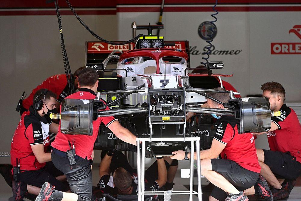 Andretti tényleg megveheti a Saubert? Vasseur nem foglal álláspontot!