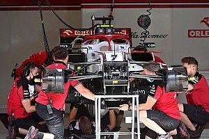 Więcej testów F1