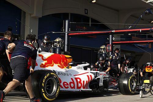"""Red Bull trabajará """"hasta muy tarde"""" en los problemas de Verstappen"""