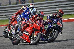 Bagnaia no hará locuras para seguir en la pelea en MotoGP