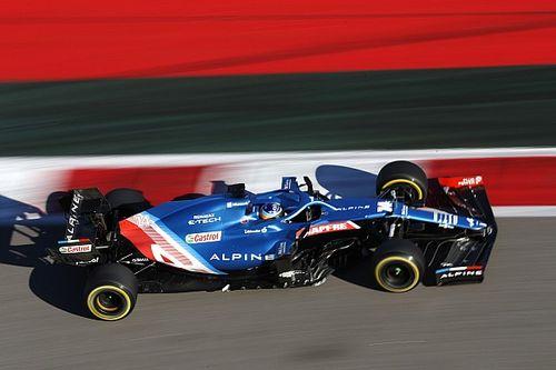 """Alonso: """"Araç iyi hissettiriyor"""""""