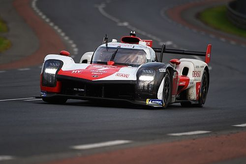 Le Mans 24h, H20: Toyota on course for win despite issues