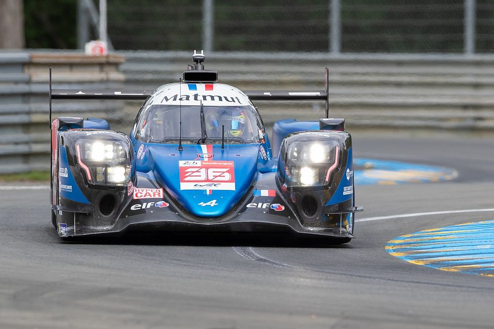 Alpine confident of matching LMH rivals Le Mans stint lengths