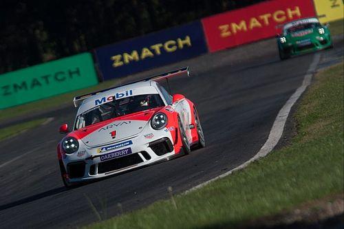 Porsche Cup: Feldmann vence corrida 1 da Carrera em Curitiba após ótima largada
