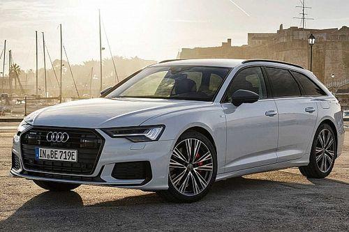 Plug-in hibrid hajtással és 367 lóerővel köszönt be az Audi A6 Avant 55 TFSI e quattro