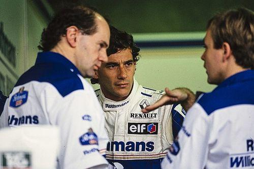 ¿Qué falló en el diseño del Williams que condujo Senna en 1994?