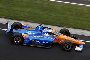 Indy 500 Practice: Andretti leads, Dixon spins but stars