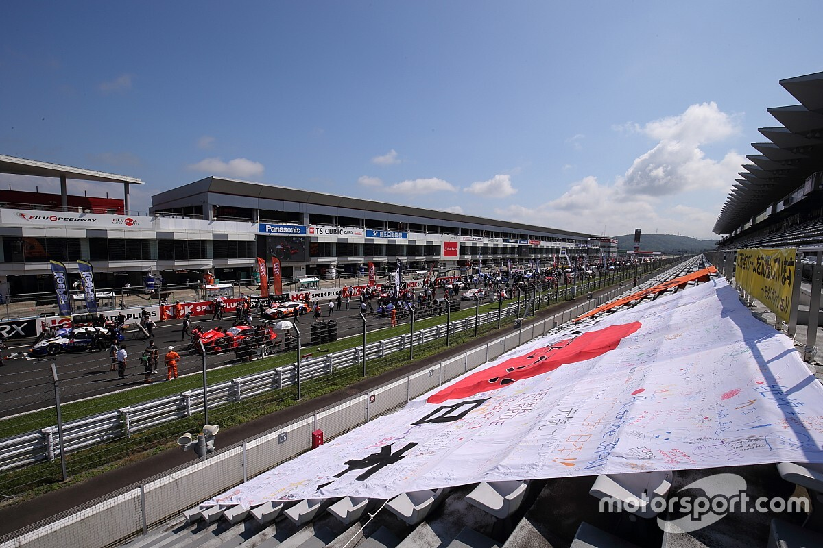 Super GT to allow limited number of spectators at Fuji