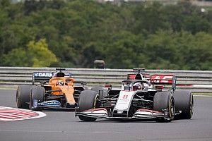 Una sanción a los Haas cambia los resultados del GP de Hungría