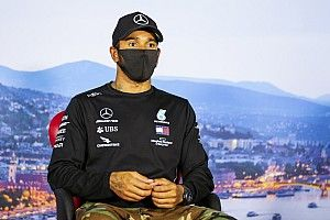 Hamilton wil met 'nieuwe energie' minimaal drie jaar in F1 blijven