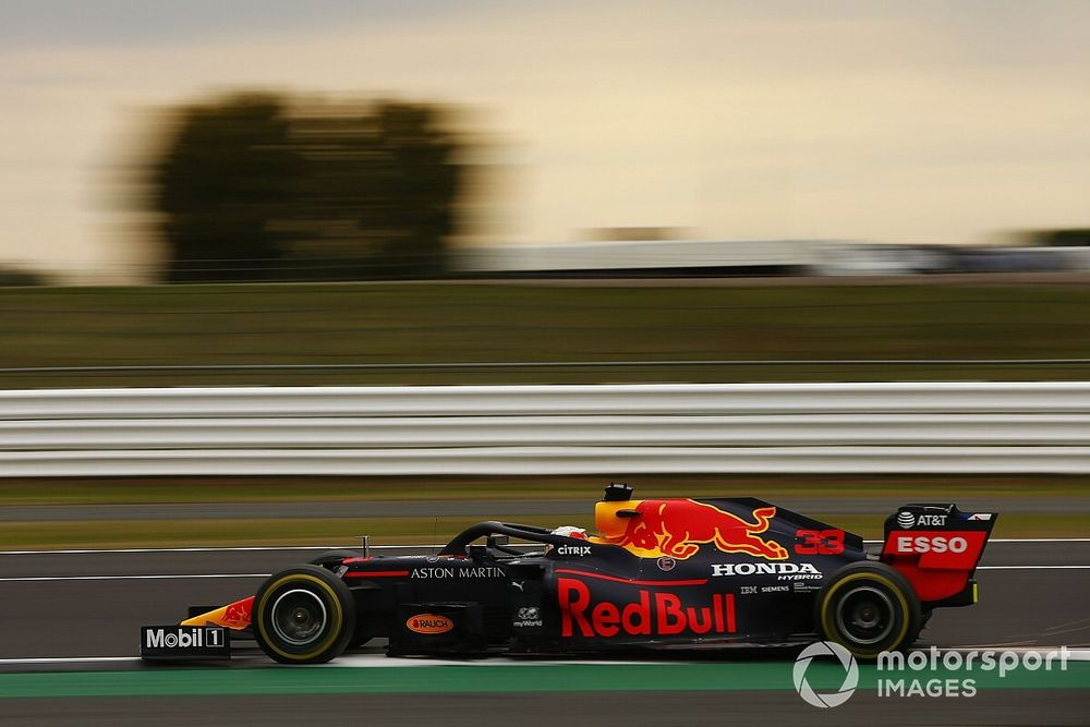 """Verstappen """"felt strongly"""" that hard tyre was right choice"""